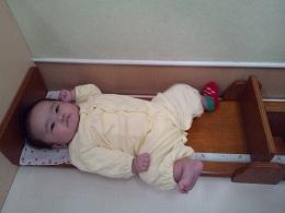 生後3か月身長1