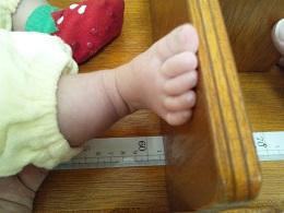 生後3か月身長2