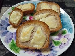 ふすまパン&チーズ