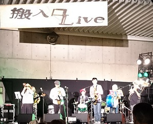松江ニューオリンズ倶楽部バンドさん
