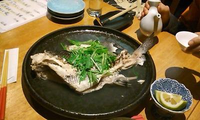チヌのまーす煮