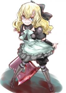 アリス(悪堕ち)