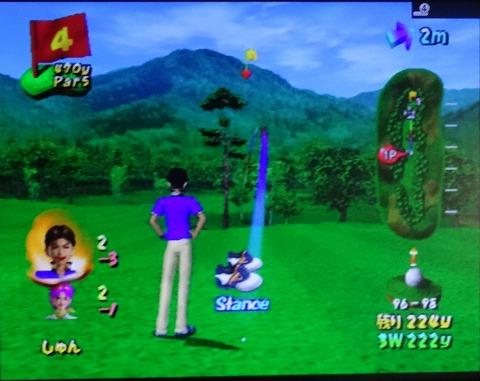 s-T&E ゴルフパラダイス プレイ (2)
