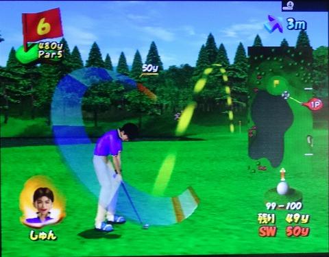 s-T&E ゴルフパラダイス プレイ (3)