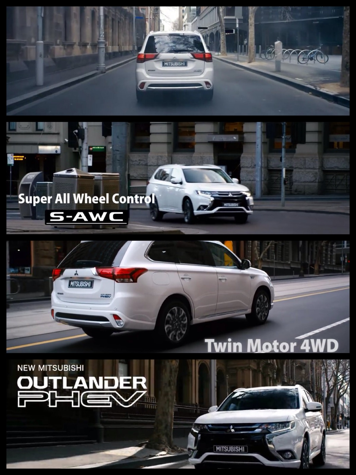 2016 OUTLANDER PHEV Promotional Video