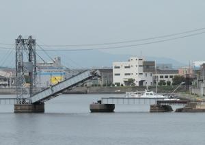 末広橋梁、閉まりまーす