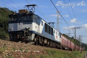 3083レ(=EF64-1026牽引)