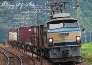 5066レ(=EF66-33牽引)