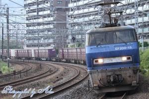 1062レ(=EF200-15牽引)