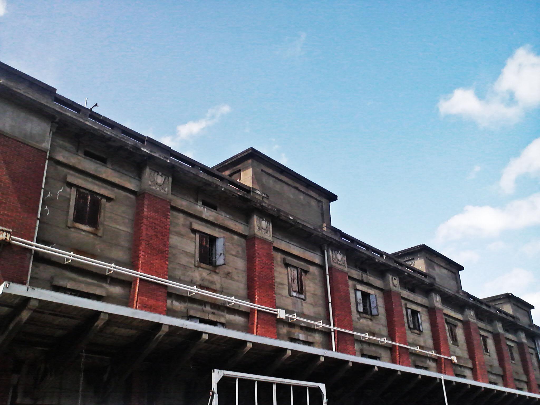 旧帝蚕倉庫