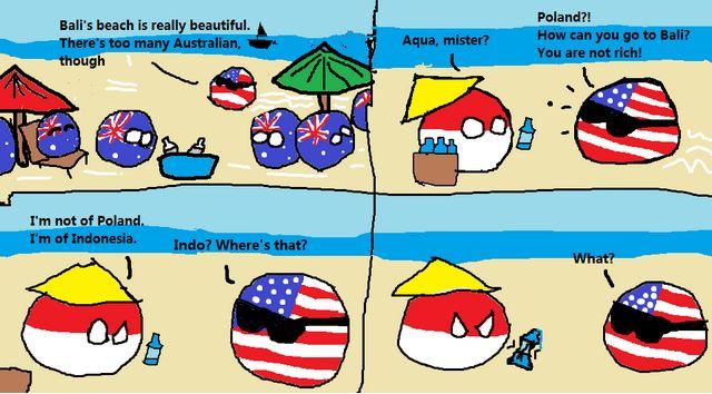 インドネシアのバリ島 (3)