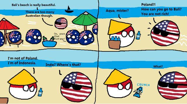インドネシアのバリ島 (4)