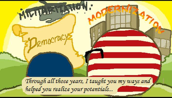 アメリカが独立を認めるよ (2)
