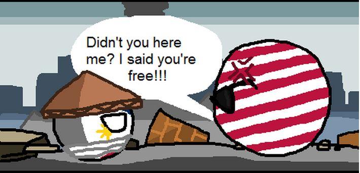 アメリカが独立を認めるよ (6)