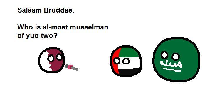ベストムスリム国は誰? (1)