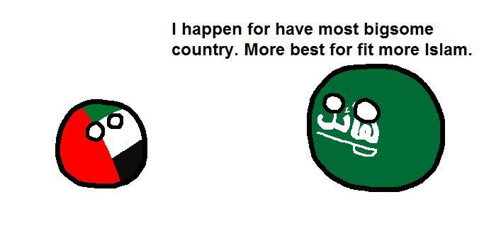 ベストムスリム国は誰? (2)