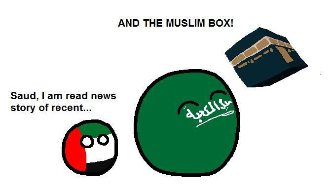 ベストムスリム国は誰? (3)