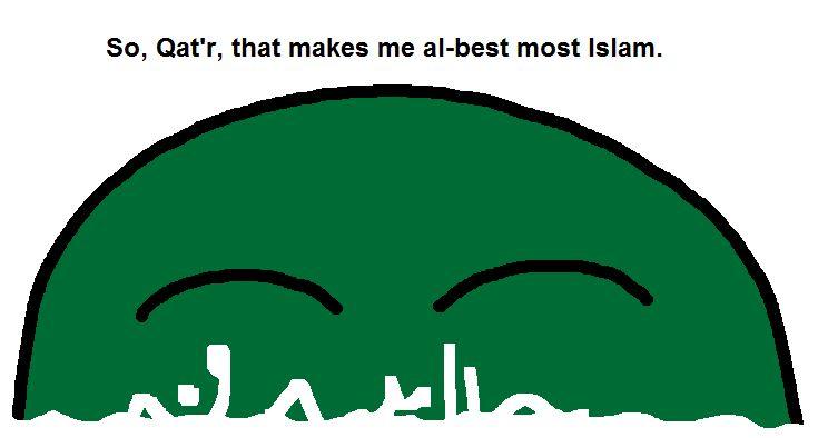 ベストムスリム国は誰? (7)