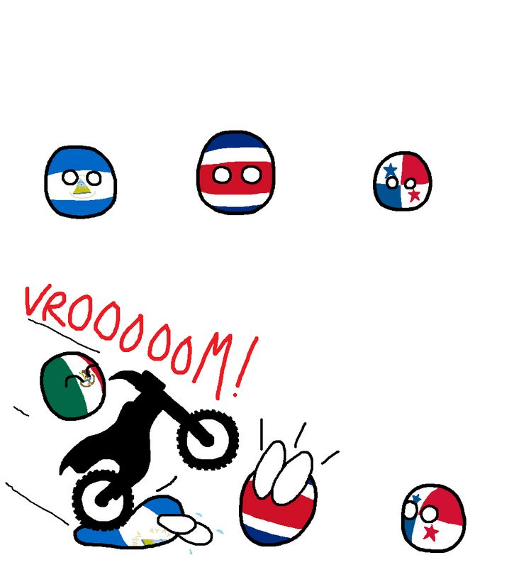 パナマのダリエンギャップ (1)