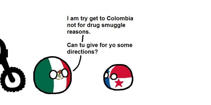 パナマのダリエンギャップ (3)