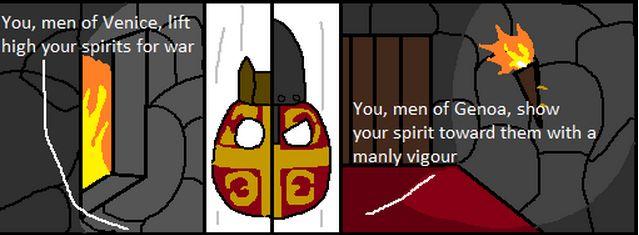 ビザンティン帝国の最後のスピーチ (5)