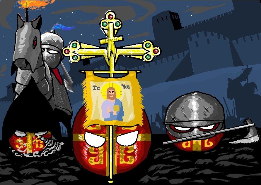ビザンティン帝国の最後のスピーチ (1)