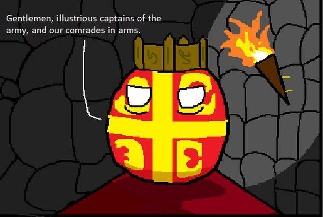 ビザンティン帝国の最後のスピーチ (2)