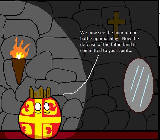 ビザンティン帝国の最後のスピーチ (3)