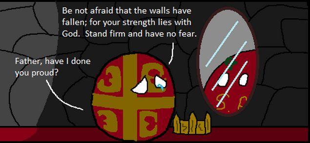 ビザンティン帝国の最後のスピーチ (4)