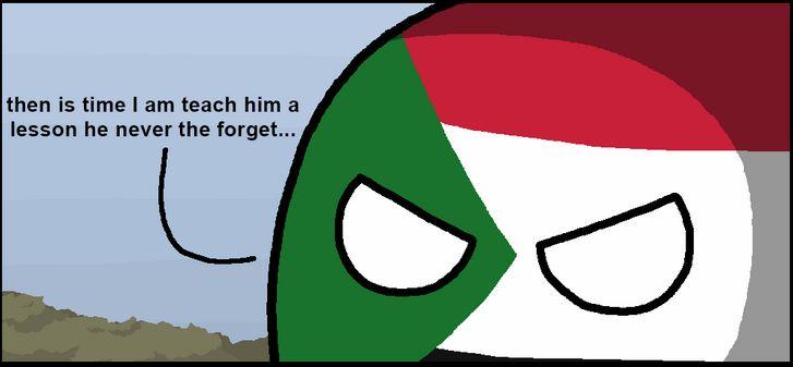 スーダンの手堅い解決方法 (2)
