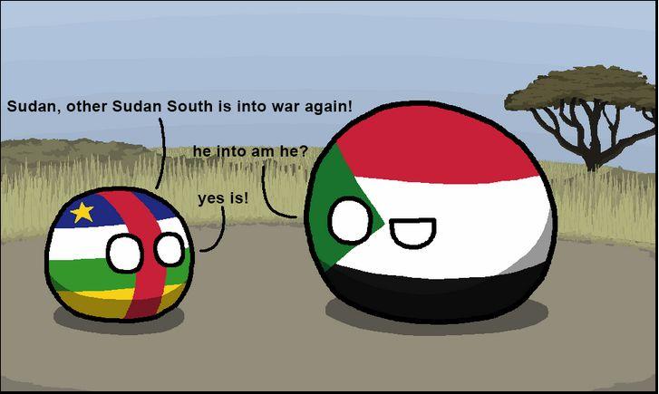スーダンの手堅い解決方法 (1)