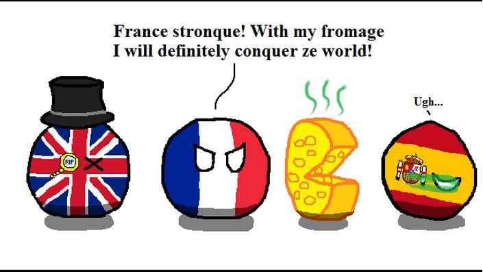 チーズな世界征服 (1)