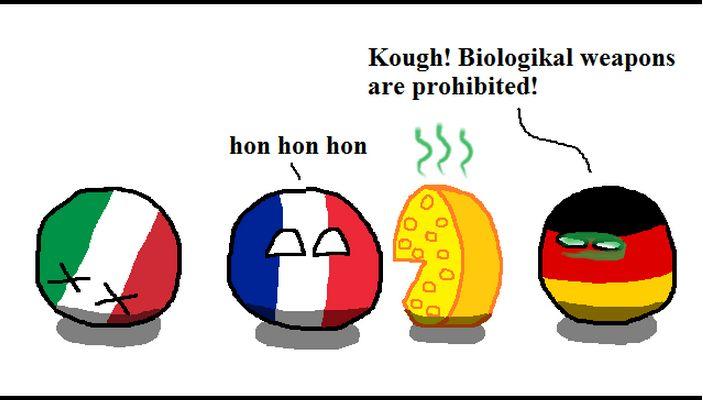 チーズな世界征服 (2)