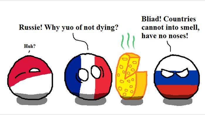 チーズな世界征服 (3)