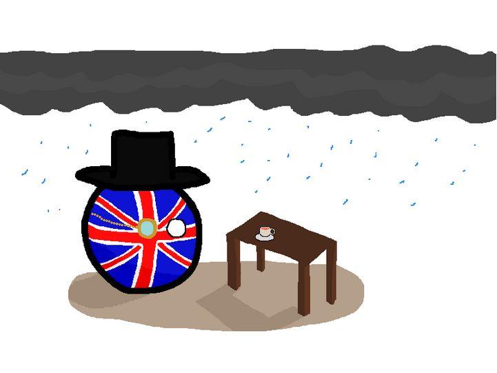 イギリスの唯一の弱点 (4)