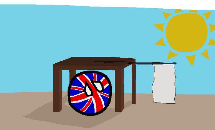 イギリスの唯一の弱点 (6)