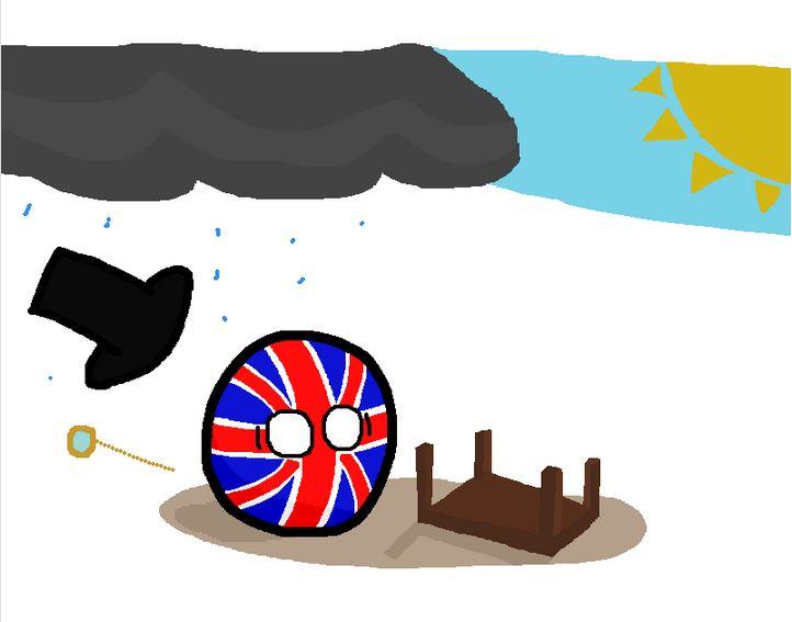 イギリスの唯一の弱点 (5)