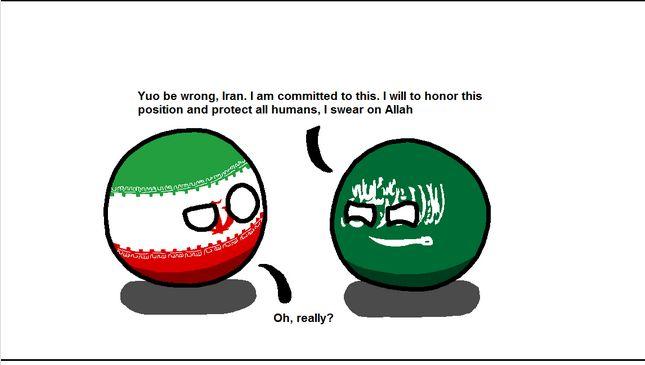 サウジが人権を守るよ (2)