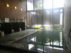[写真]富浦・元気倶楽部の入浴施設