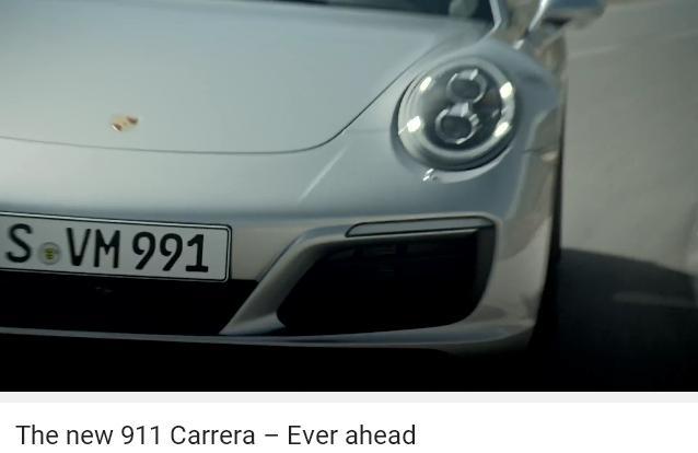 ポルシェ991_g2_Porsche_EA