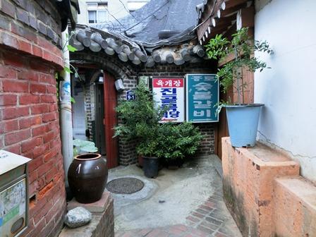 150725大邱「ジンコルモク食堂」②