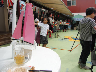 OktoberFest 2015 in Kobe European School