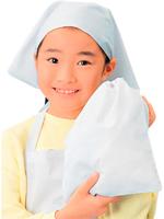 学童給食衣入れ袋(給食袋) SKV365