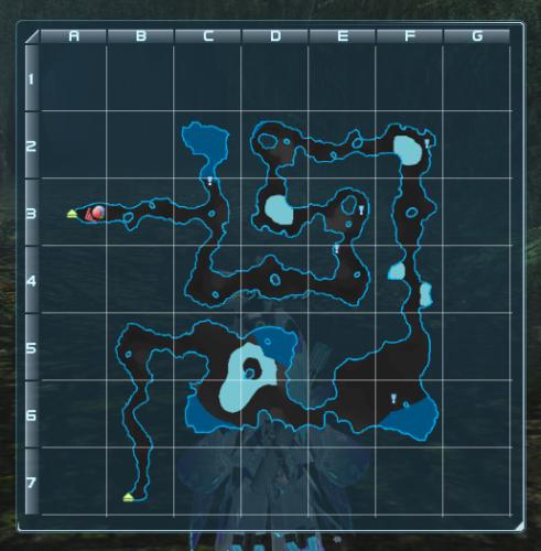性格悪い地図