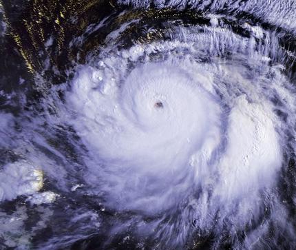 台風15号 2015