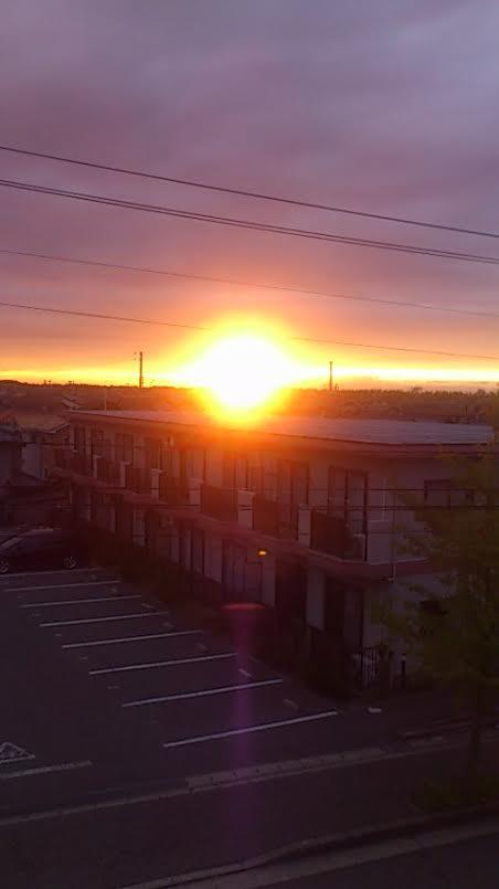 夕陽20150918