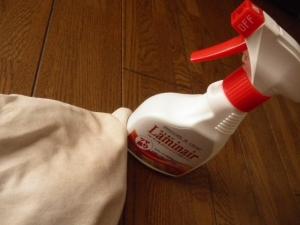 フローリング用抗菌コート洗剤3