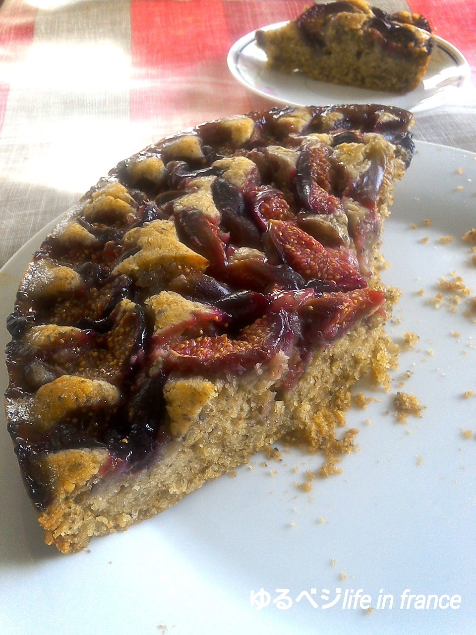 figs cake④
