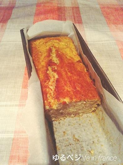 banana cake①