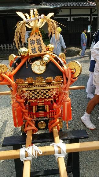 蛭子神社の夏祭り